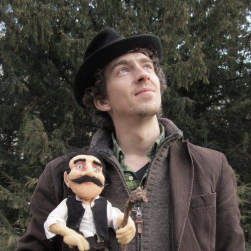 Mark Klawikowski - Artist, puppeteer, musician