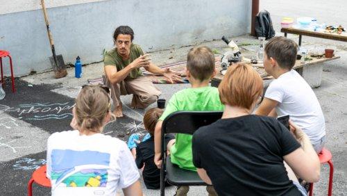 Workshop in Bohinjska Bistrica