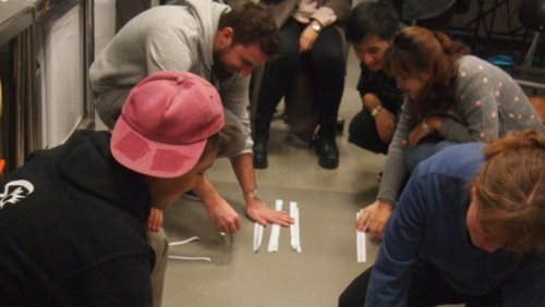 November 2017 - Workshop: DNA amplification at the Bauhaus-University, Weimar