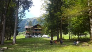 September 2017 - Fermentation und Mikroskopie beim Klöntal Biohack Retreat